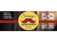 Experienced Barber wanted for award winning Barbershop Dinas Powys.