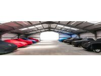 Wanted Storage For Car Collection