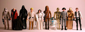 Wanted!! Cash Paid! Old Star Wars Toys!! Any And All!! $$$$$$