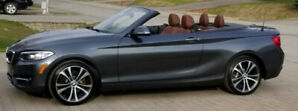 BMW SERIE 2  XDRIVE  CONVERTIBLE 2015
