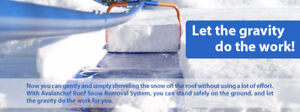 The Fastest snow removal tool available anywhere