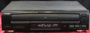 5 CD Teac PD D1200
