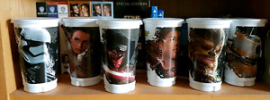 Subway Star Wars Collector Cups