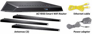 LIKE NEW! Netgear R7000 Router - Secure - Cloud Computing FAST!
