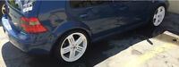 "5x100 18"" RTX Replica Golf R Rims"