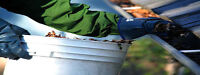 Home Rain Eavestrough/Gutter Cleaning By Clix