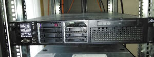 HP DL385 G7 with rails 48GB AMD Opteron 6174 12 core