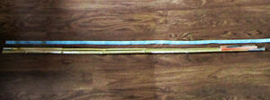 New-Vintage Bamboo Rod Fishing Poles (9 foot , 3pc.)