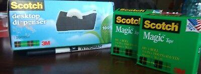 Scotch Tape Dispenser Wmagic Tape Lqqk Brand New