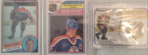 Selling hockey cards
