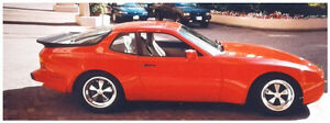 Rare 944 Turbo - rust free California - BC car with all records