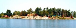 Lake of the Woods Private 10 Acre Island