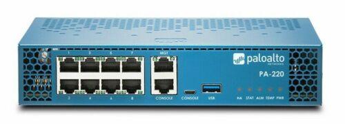 Palo Alto PA-220-LAB Next-Gen Firewall PA-220