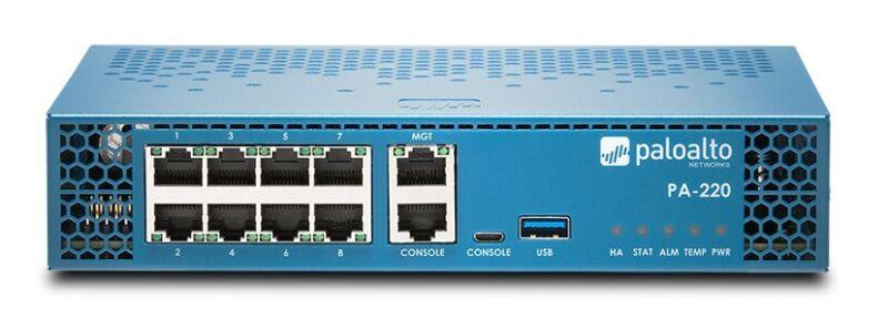 Palo Alto PA-220 Next-Gen Firewall