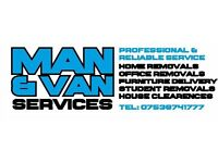 MAN AND MAN SERVICES... SERVING SELBY AND SURRONDING AREAS
