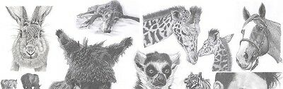 Arcadia Portraits Animal/Golf Print