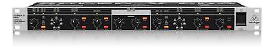 Behringer Super-X Pro CX2310 Stereo 2-Way/Mono 3-Way Crossover adjustable sub, usado segunda mano  Embacar hacia Mexico