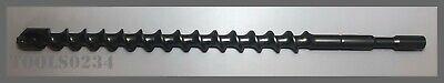 Bosch Hc4571 Carbide Tipped Rotary Hammer Bit - Spline Shank - 1-14 X 23
