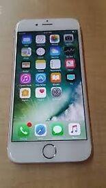 iPhone 6 White UNLOCKED