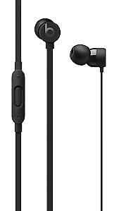 Beats by Dr. Dre urBeats3 Earphones - 3.5mm Black In Ear Bas