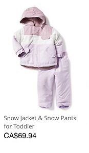 Old navy 2T brand new snow suit