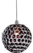 Crystal Globe Light Shade