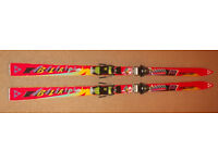Fischer Blade Mogul Skis with Salomon Bindings, 175cms, Good Condition