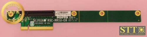 Rsc-rr1u-e8 Supermicro 1u Riser Card Pci-e X8