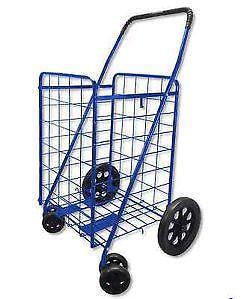 Folding Shopping Cart Ebay