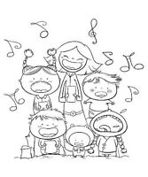 Chorale pour enfants (Petite Italie)