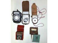 Assorted Camera memorabilia