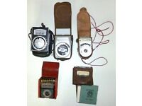 Collectable light meters
