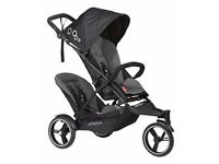 Brand New Phil & Teds Dot double buggy still in box