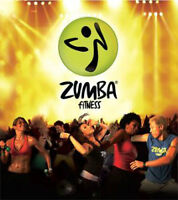 Zumba on Sept 14 for FREE!