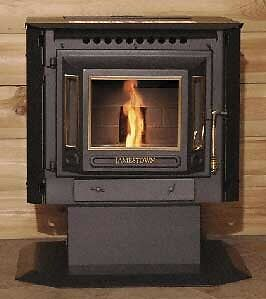 Jamestown J2000 Pellet Stove