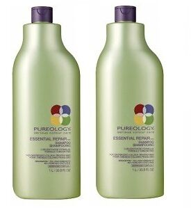 Pureology Essential Repair Shampoo & Conditioner 1000ml New