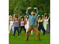 Qi Gong - Wednesday Afternoon Kirkcaldy