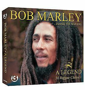 cd digi - Bob Marley Featuring The Wailers - A Legend - 50..