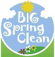 *****SPRING TIME CLEANING******