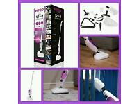 Pifco 12 in 1 steam mop used twice