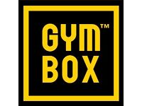 GymBox Farringdon - 5 Month Corporate Gym Membership until December 2017