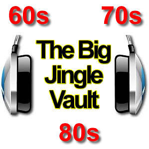 THE ULTIMATE ARCHIVE OF RADIO JINGLES  (60s 70s & 80s)