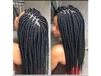 Hairdresser (African braids)