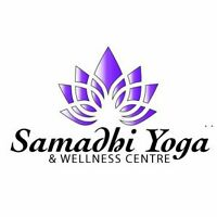 Volunteer in a wellness centre