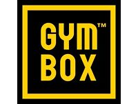 Gymbox Westfield annual membership until February 2018