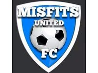 Players wanted for 6 aside team. Play tues evening all year. Need forwards and a defender