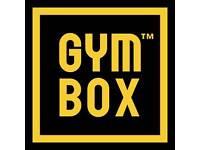 **Free transfer fee** Gymbox Membership Westfield Stratford (6 months till Novemeber)