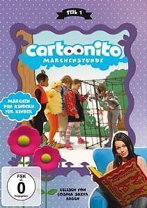 Cartoonito Märchenstunde Teil 1   DVD NEU