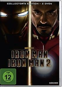Iron Man/Iron Man 2-Collectors Edition (DVD) (2013) - Deutschland - Iron Man/Iron Man 2-Collectors Edition (DVD) (2013) - Deutschland