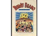 Dandy Beano 50 Golden Years